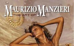 Tutta l'arte di Maurizio Manzieri in volume