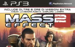 Mass Effect 2 sbarca oggi su Ps3