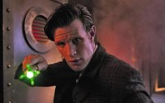 Matt Smith lascia Doctor Who