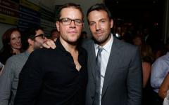 Incorporated: il futuro secondo Ben Affleck e Matt Damon