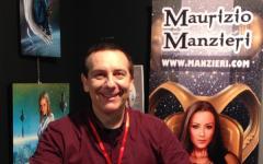 Maurizio Manzieri ospite d'onore a Lucca Comics & Games
