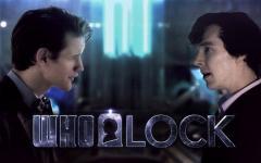 Doctor Who e Sherlock Holmes si incontrano