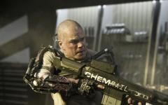 Matt Damon parla di Elysium