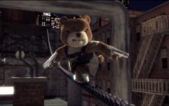 Un orsacchiotto poco tenero