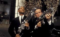 Men in Black 3: la squadra è al completo