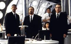 Men in Black 3 senza i Men in Black?