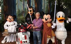Disney acquista LucasFilm, promette nuovo Star Wars per il 2015