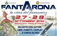 FantArona, un weekend tra fantascienza, fantasy e fumetti