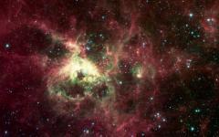 Dove nascono le stelle