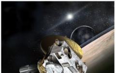 New Horizons sulla rampa per l'ignoto
