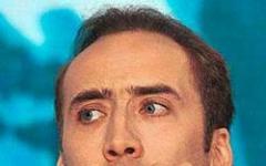 Nicolas Cage nel nuovo film tratto da Dick