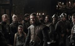 Game of Thrones, al via la stagione due