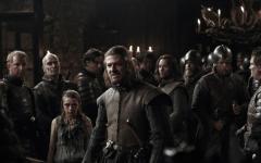 Game of Thrones, al via la stagione due