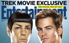 Star Trek XI, le prime foto