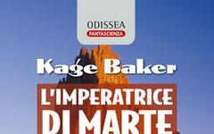 Kage Baker imperatrice di Marte