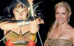 Wonder Woman... rimandata