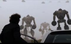 Attacco di panico a base di robot