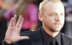 Polemica: secondo Simon Pegg la fantascienza ha rincretinito il cinema