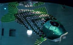Pesci robot presto pattuglieranno il Tamigi