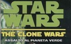 Assalto al pianeta verde. Star Wars