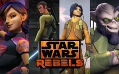 Star Wars Rebels rivela dettagli di Episode VII