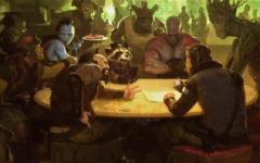 Guardians of the Galaxy: parlano Zoe Saldana e Michael Rooker