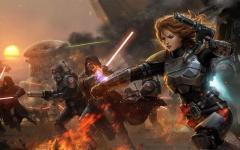 Star Wars: Episode VII il prossimo cattivo sarà una donna?