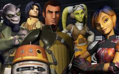 Star Wars Rebels: arriva il trailer esteso