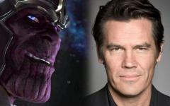 Josh Brolin sarà Thanos in Guardians of the Galaxy