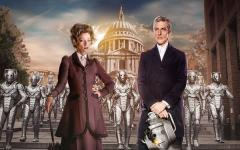 Peter Capaldi ha salvato Doctor Who, parola di Steven Moffat