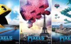 Pixels, l'invasione aliena comincia con… Pac Man