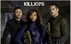 Killjoys: i cacciatori di taglie di Syfy entrano in azione