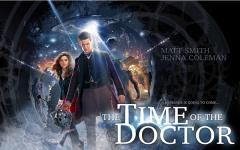 The Time of the Doctor: trailer esteso e clip