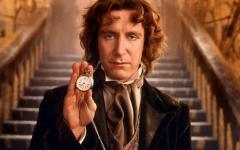 Steven Moffat spiega le origini di The Night of the Doctor