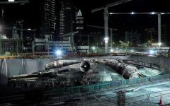 Star Wars: Episode VII: miniature, non solo computer grafica