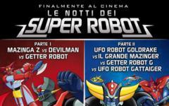 Le notti dei Super Robot: Goldrake arriva al cinema