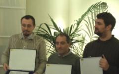 Alberto Priora vince il premio Galassia