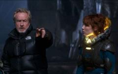 Ridley Scott parla di Prometheus 2 e Blade Runner 2