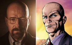 Bryan Cranston sarà Lex Luthor?
