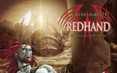 Redhand a LuccaComics