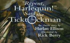 J. Michael Straczynski porta sullo schermo Harlan Ellison