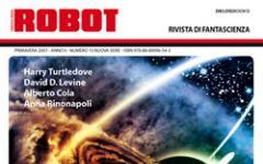 Robot, il brivido del cinquantesimo numero