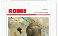Robot ora disponibile anche su iPad