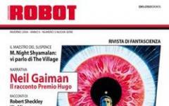 Premio Robot, ecco i finalisti