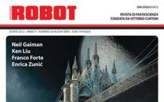 Robot 66, Neil Gaiman nel mondo di Matrix