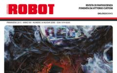 Aldo Katayanagi firmerà le copertine di Robot 2015
