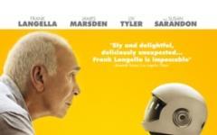 Frank e il robot, amicizia senza interruttori
