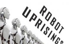 Robot Uprisings, tutti i robot del futuro