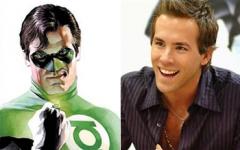 Green Lantern: quattro minuti di film