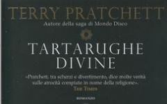 Le Tartarughe divine di Terry Pratchett